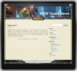 WoW Quest News