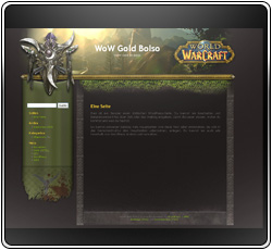 WoWGold Bolso Template